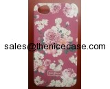 flower water transfer cell phone cases